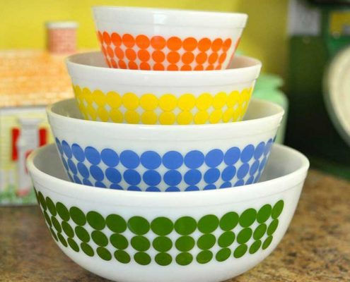 Reusable bowls