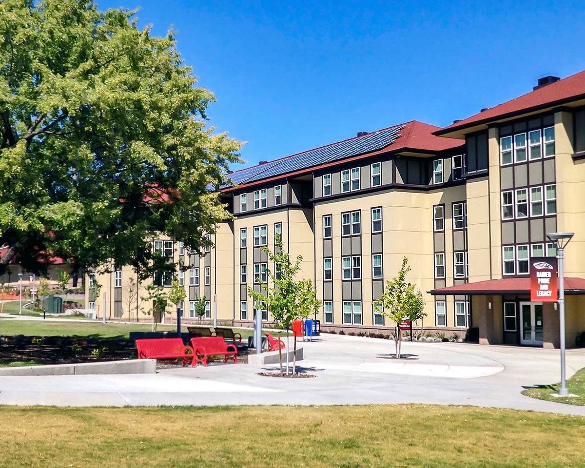 SOU Sustainable Facilities and Housing